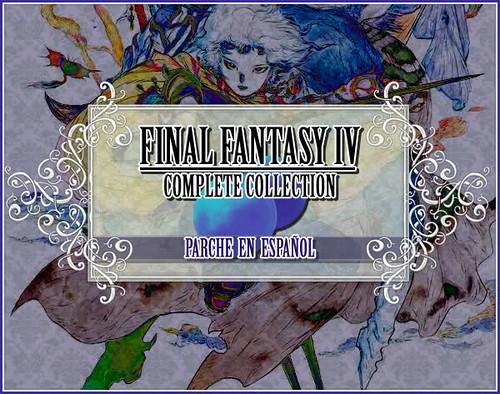 Final Fantasy IV PSP español