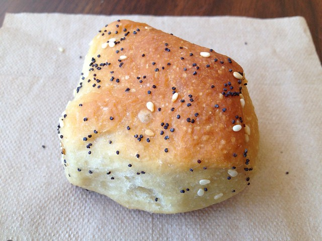 Multiseed roll - Specialty's Cafe & Bakery