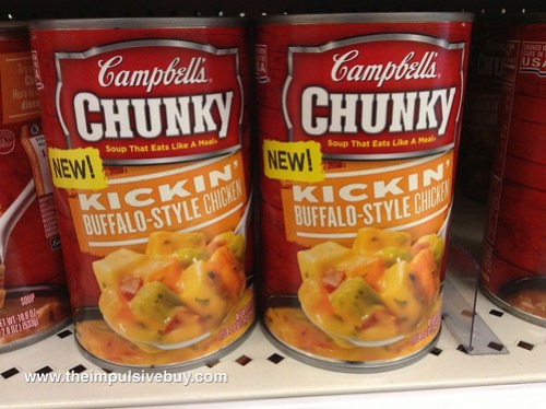 Campbell's Chunky Kickin' Buffalo-Style Chicken