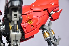 Formania Sazabi Bust Display Figure Unboxing Review Photos (82)
