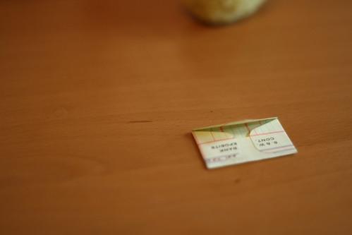tiny envelope