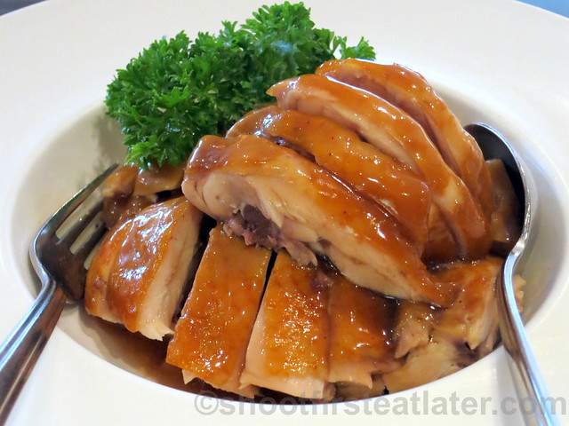 Summer Palace, Edsa Shangri-La- soy chicken