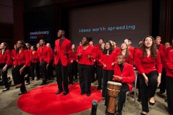TEDxBoston 2012 - Boston Children's Chorus
