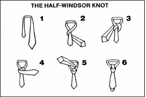 There Are 177,147 Ways to Knot a Necktie