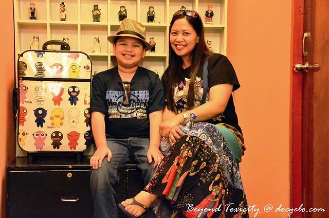 gabby & tina at mystic place bangkok