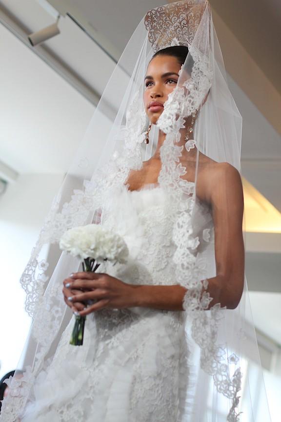 Oscar de la Renta Bridal 2013 88