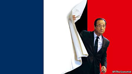 12d26 Economist El más bien peligroso señor Hollande
