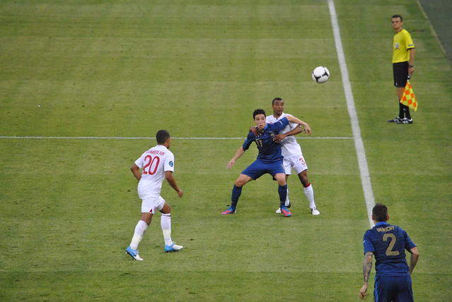 England Vs France