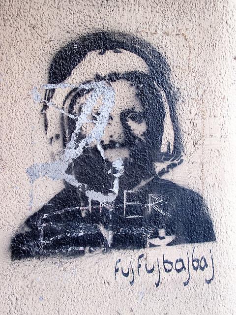 Astronaut - Stencil