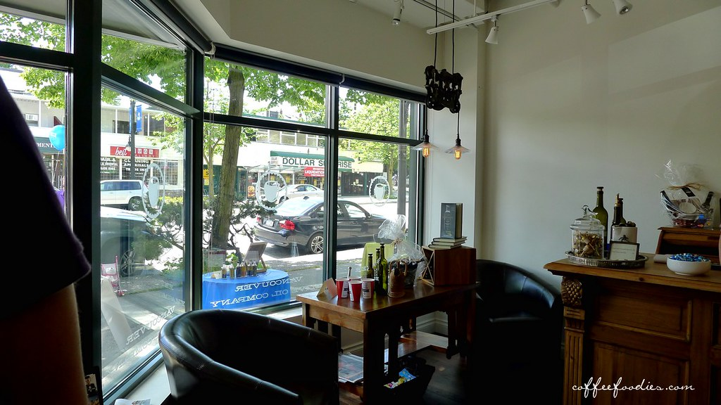 Vancouver OLIVE OIL company - tasting room  00009