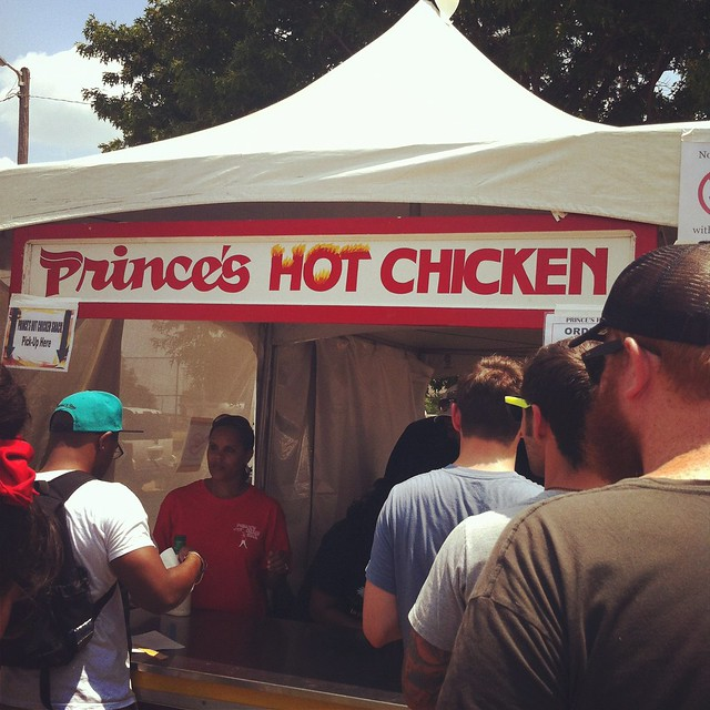 Hot Chicken Festival