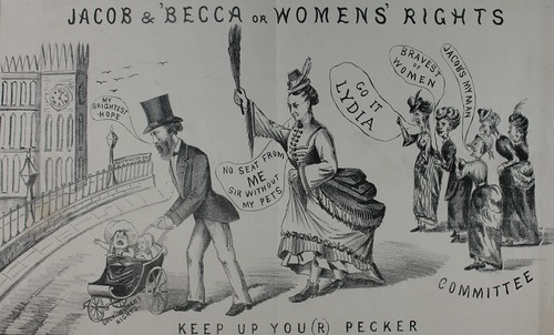 Jacob & 'Becca or women's rights