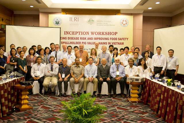 Pig Risk Inception Workshop Participants
