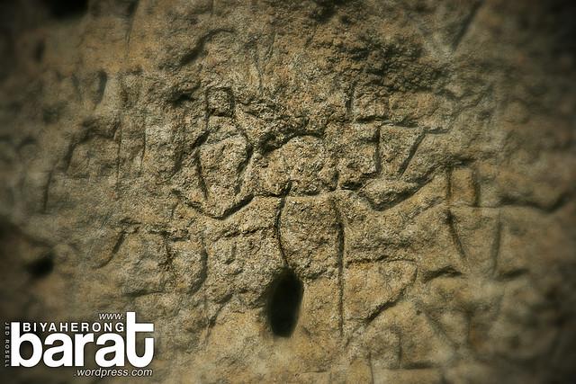 Angono Petroglyphs of Binangonan