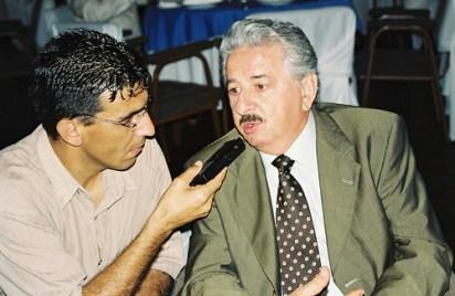 Donizete Oliveira e Fiori Giglioti