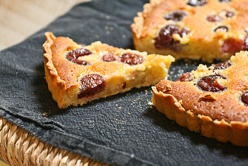 Cherry Frangipane Tart (8 of 8)