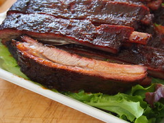 Ribs - Ready for the judges