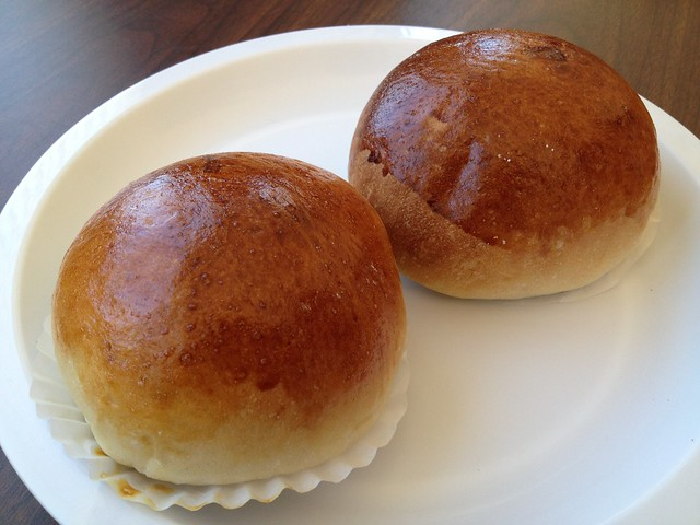 Baked pork bun - Kings Bakery Cafe