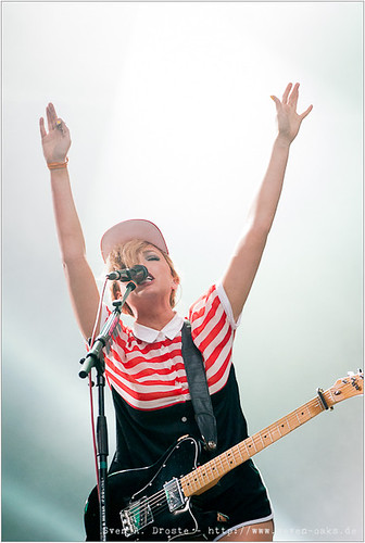 Katie White / The Ting Tings