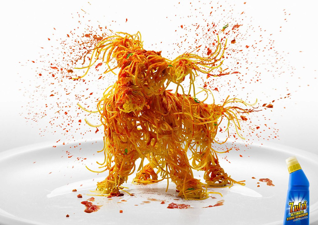 Fight - Spaghetti Dog