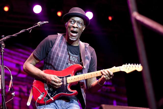 Keb' Mo' at Timbre Rock & Roots 2012