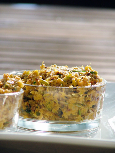 Condimento di sedano e noci - Sellery & nut Chutney