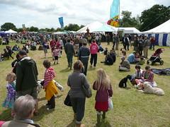 Somerset green scythe fair