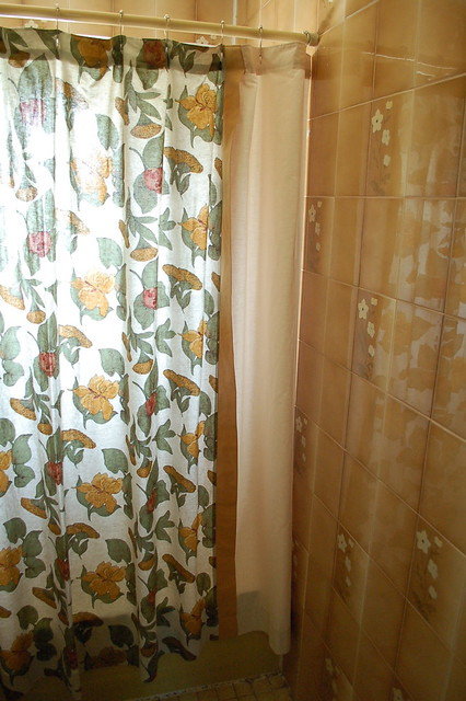 My new shower curtain!