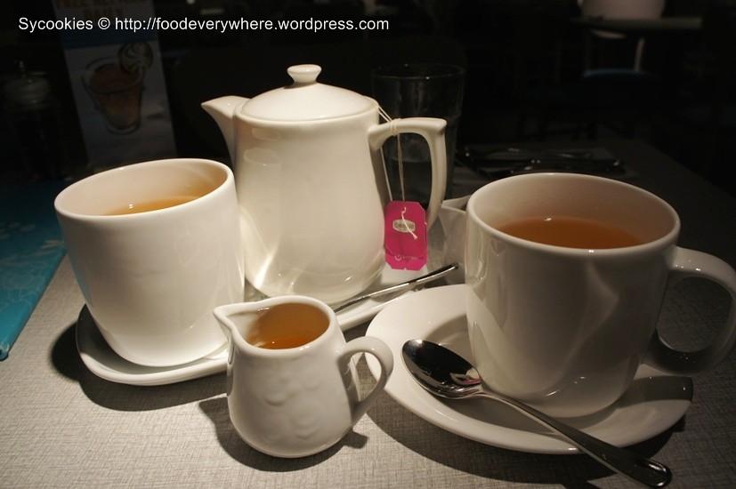 9.jasmine green tea in pot @delicious