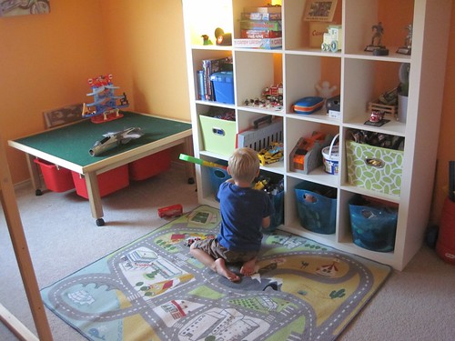 C1's Room - After