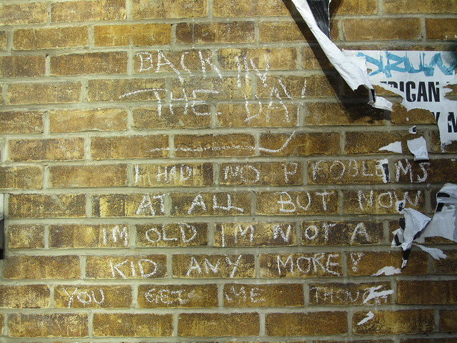 Back in the day... (Redchurch Street)