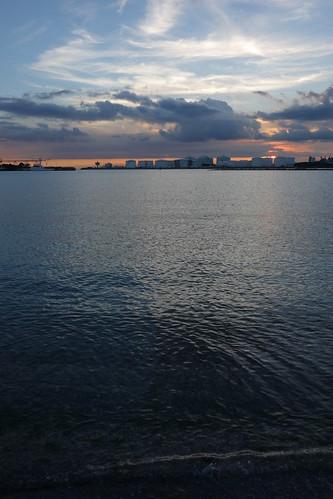 千葉からの東京湾