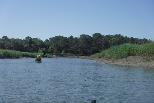 May River Paddling with Lowcountry Unfiltered-45