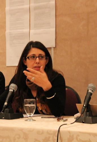 Mayada Elsabbagh discusses knowledge translation