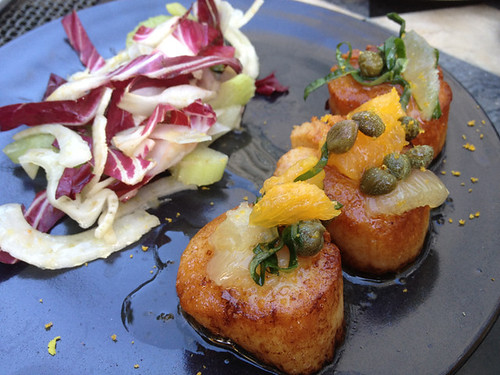 Scallops at Whist