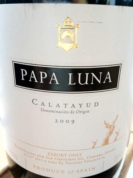 2009 Papa Luna