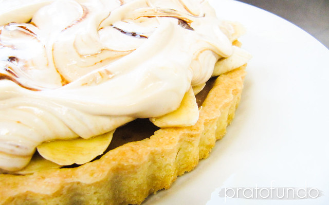 Torta de Banana (Banoffee Pie)