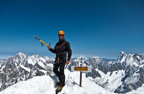 Mont Blanc por la ruta de los cuatromiles (3/6)