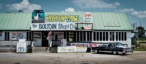 Boudin Shop, Henderson, LA by Yann Beauson