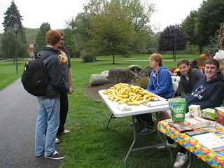 Go Bananas for Fair Trade 2012