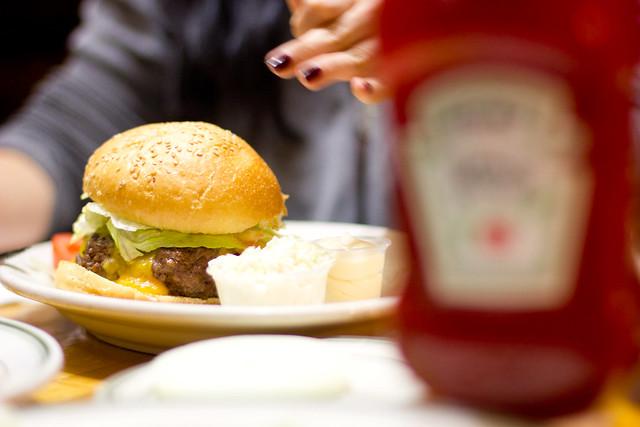 Jackson Hole burger