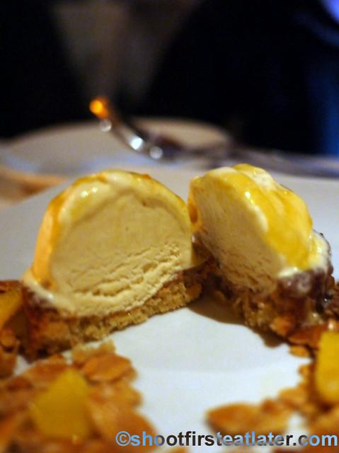 Fig & Olive- marzipan cake $9-001
