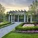 Pembrooke Park_Outdoor Sitting Area_Commercial Development_Landscapers_Pergola_West Bloomfield, MI