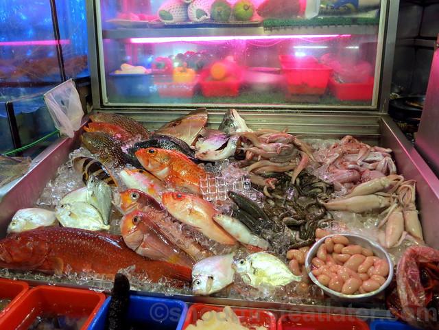 福州海洋平價海鮮餐廳  seafood dinner-001
