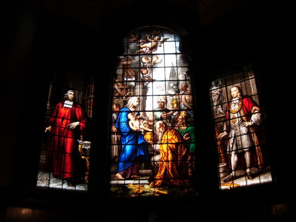 Stained Glass, Sir William Turners Almshouse