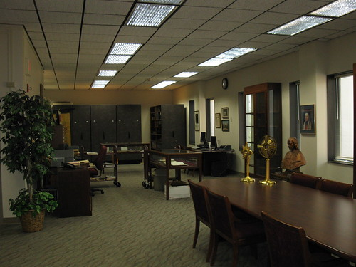 Reading Room, Marianist Archives (Dayton, Ohio)