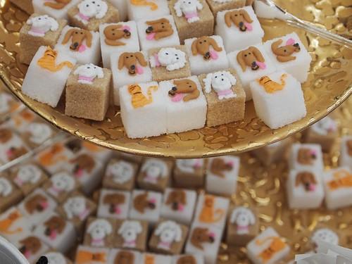 Home Sweet Home sugar cubes