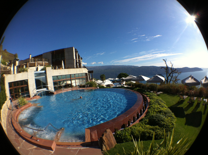Lefay Resorts day 1