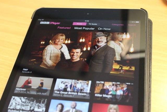 BBC iPlayer for the iPad