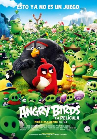 Angry Birds - Estreno destacado de cine